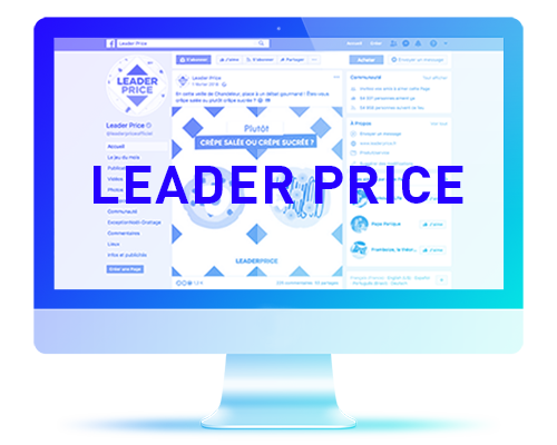 Post Leader Price